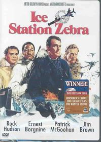 Ice Station Zebra - (Region 1 Import DVD)