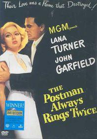 Postman Always Rings Twice, The (1946) - (Region 1 Import DVD)