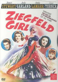 Ziegfeld Girl - (Region 1 Import DVD)
