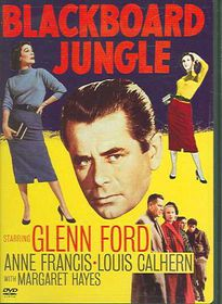 Blackboard Jungle - (Region 1 Import DVD)