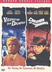 Village of the Damned/Children of the Damned - (Region 1 Import DVD)