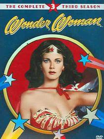 Wonder Woman:Complete Third Season - (Region 1 Import DVD)