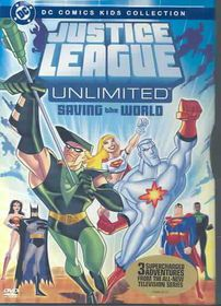 Justice League Unlimited:Saving the - (Region 1 Import DVD)