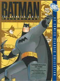 Batman:Animated Series Vol 4 - (Region 1 Import DVD)