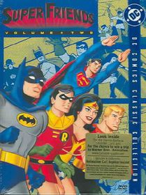 Superfriends:Complete Seasons 1&2 - (Region 1 Import DVD)