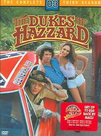 Dukes of Hazzard: The Complete Third Season - (Region 1 Import DVD)