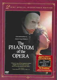 Phantom of the Opera Collector's Edition - (Region 1 Import DVD)