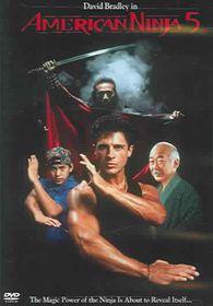 American Ninja 5 - (Region 1 Import DVD)