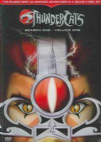 Thundercats:Season 1 Vol 1 - (Region 1 Import DVD)