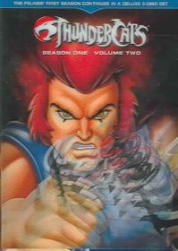 Thundercats:Season 1, Vol 2 - (Region 1 Import DVD)