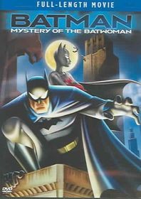 Batman:Mystery of the Batwoman - (Region 1 Import DVD)