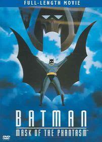 Batman:Mask of Phantasm - (Region 1 Import DVD)