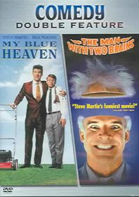 My Blue Heaven/Man with Two Brains - (Region 1 Import DVD)