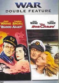 Blood Alley/Sea Chase - (Region 1 Import DVD)