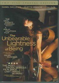 Unbearable Lightness of Being:SE - (Region 1 Import DVD)