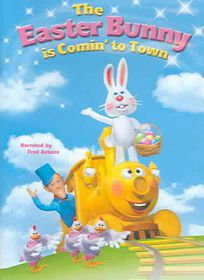 Easter Bunny's Coming to Town - (Region 1 Import DVD)