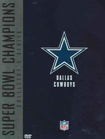 NFL Super Bowl Collection: Dallas Cowboys - (Region 1 Import DVD)