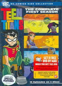 Teen Titans:Complete First Season - (Region 1 Import DVD)