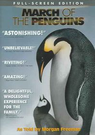 March of the Penguins - (Region 1 Import DVD)