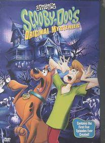 Scooby Doo's Original Mysteries - (Region 1 Import DVD)