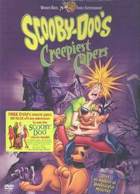Scooby Doo's Creepiest Capers - (Region 1 Import DVD)