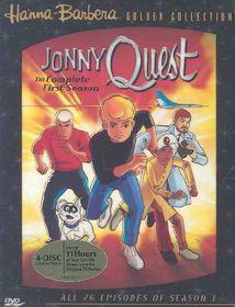 Jonny Quest Season One - (Region 1 Import DVD)