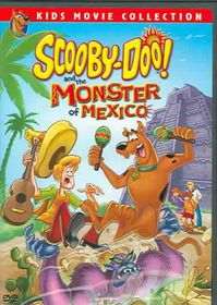 Scooby Doo and the Monster of Mexico - (Region 1 Import DVD)