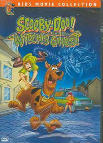 Scooby Doo and the Witch's Ghost - (Region 1 Import DVD)