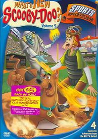 What's New Scooby-Doo? Vol. 5: Sports Spooktacular - (Region 1 Import DVD)