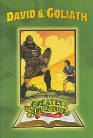 Greatest Adventures of the Bible: David and Goliath - (Region 1 Import DVD)