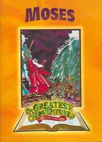 Greatest Adventures of the Bible: Moses - (Region 1 Import DVD)