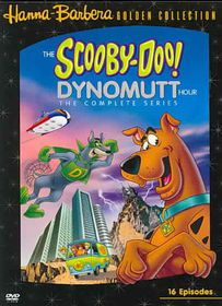 Scooby-Doo/The Dynomutt Hour: The Complete Series - (Region 1 Import DVD)