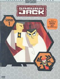 Samurai Jack:Season 1 - (Region 1 Import DVD)