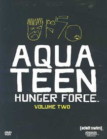 Aqua Teen Hunger Force Vol 2 - (Region 1 Import DVD)