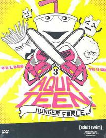 Aqua Teen Hunger Force:Vol 3 - (Region 1 Import DVD)