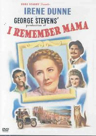 I Remember Mama - (Region 1 Import DVD)