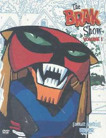 Brak Show:Vol 1 - (Region 1 Import DVD)