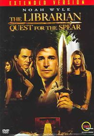 Librarian:Quest for the Spear - (Region 1 Import DVD)