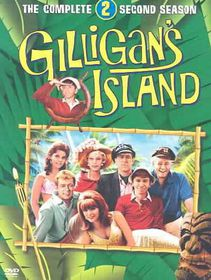 Gilligan's Island: The Complete Second Season - (Region 1 Import DVD)