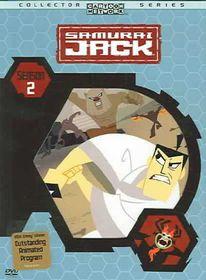 Samurai Jack Season 2 - (Region 1 Import DVD)
