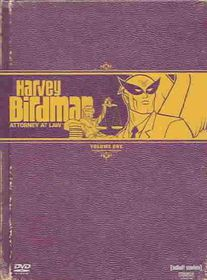 Harvey Birdman Attorney at Law Vol 1 - (Region 1 Import DVD)