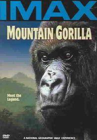 Mountain Gorilla - (Region 1 Import DVD)