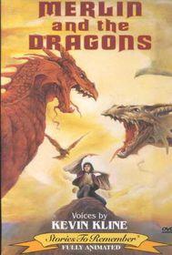 Children - Dvd - Merlin & The Dragons (Animated)
