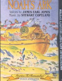 Noah's Ark Jones,James Earl - (Australian Import DVD)
