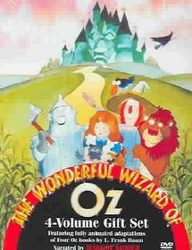 Wizard of Oz Animation Collection (Lightyear) - (Region 1 Import DVD)
