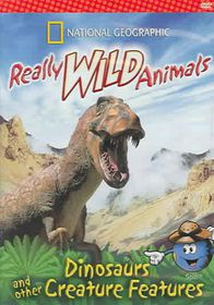 Really Wild Animals - Dinosaurs and Other Creature Features - (Region 1 Import DVD)