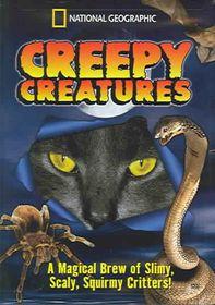 Creepy Creatures - (Region 1 Import DVD)