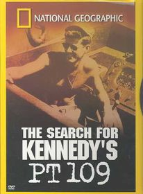 Kennedy's Lost Ship Pt-109 - (Region 1 Import DVD)