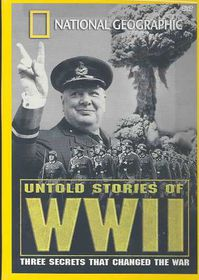 Untold Stories of Wwii - (Region 1 Import DVD)