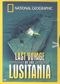 Last Voyage of the Lusitania - (Region 1 Import DVD)